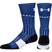 Under Armour Unrivaled Freedom Crew Socks