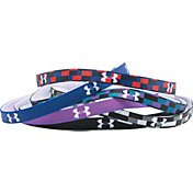 Under Armour Women's Mini Graphic Headbands – 6 Pack