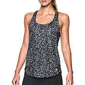 Under Armour Women's Fly By Printed Running Tank Top