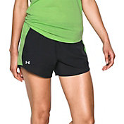 Under Armour Women's Perforated Fly-By Running Shorts