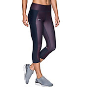Under Armour Women's Fly-By Printed Capris 3.0
