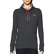 Under Armour Women's Featherweight Fleece Sweatshirt