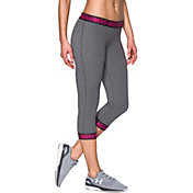 Under Armour Women's Favorite Wordmark Graphic Capris