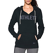 Under Armour Women's Favorite Fleece Athlete Hoodie