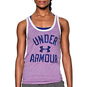 Under Armour Women's Favorite Legacy Tank Top