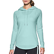 Under Armour Women's Favorite Waffle Popover Hoodie