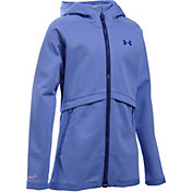 Under Armour Girls' ColdGear Infrared Dobson Soft Shell Jacket