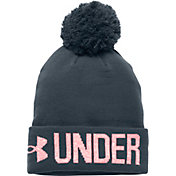 Under Armour Women's Graphic Pom Beanie