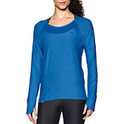 Under Armour Women's Got Game Twist Print Long Sleeve Shirt