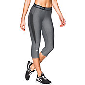 Under Armour Women's HeatGear CoolSwitch Capris