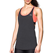 Under Armour Women's HeatGear Armour Two-In-One Tank Top