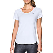 Under Armour Women's HeatGear Armour CoolSwitch T-Shirt
