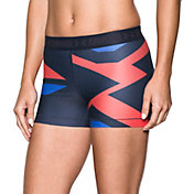 Under Armour Women's HeatGear Engineered 3'' Compression Shorts