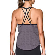 Under Armour Women's Ladder Mesh Tank Top