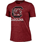 Under Armour Women's South Carolina Gamecocks Garnet Triblend T-shirt
