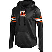 Under Armour NFL Combine Authentic Women's Cincinnati Bengals Armour Fleece Black Hoodie