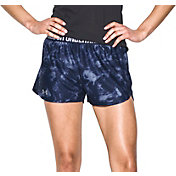 Under Armour Women's Play Up Printed Recall Shorts