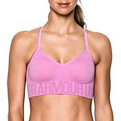 Under Armour Women's Seamless Streaky Sports Bra w/Cups