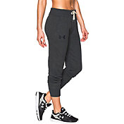 Under Armour Women's Favorite Fleece Solid Jogger Pants