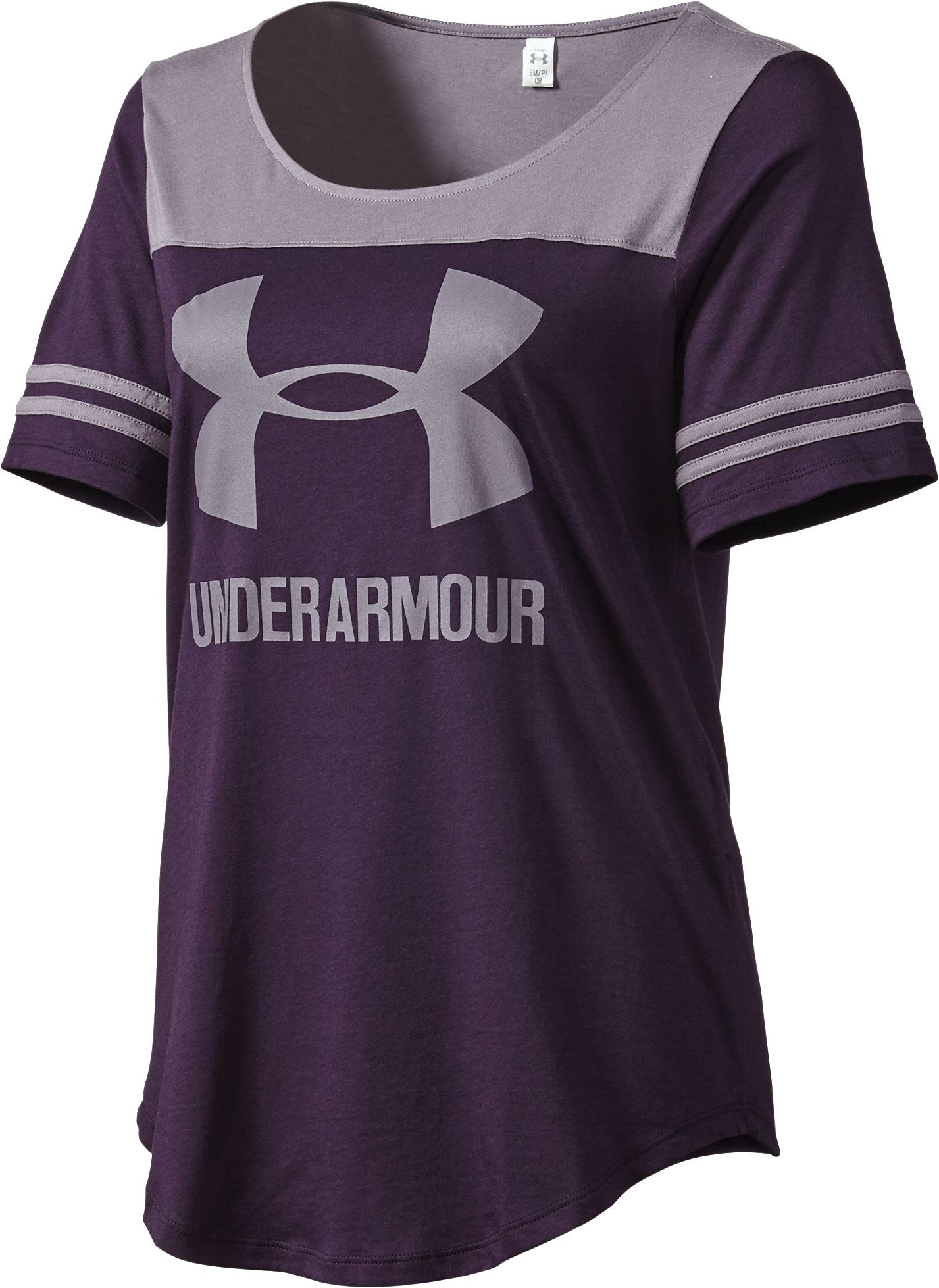 Under armour womens sportstyle baseball t shirt dicks for Bulk under armour shirts