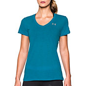 Under Armour Women's Tech V-Neck Slub T-Shirt