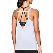 Under Armour Women's Strappy Linen Tank Top