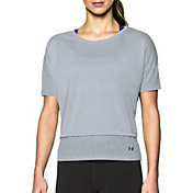 Under Armour Women's Tech Slub Layered T-Shirt