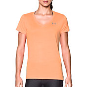 Under Armour Women's Tiger Tech V-Neck T-Shirt