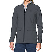 Under Armour Women's Storm Windstrike Full-Zip Golf Jacket