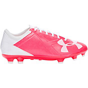 Under Armour Women's Spotlight DL FG Soccer Cleats