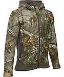 Under Armour Boys' Stealth Fleece Hunting Jacket