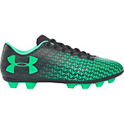 Under Armour Kids' CF Force 3.0 FG Soccer Cleats