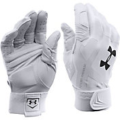 Under Armour Youth Cage Batting Gloves 2016