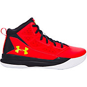 Under Armour Kids' Grade School Jet Basketball Shoes