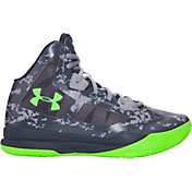 Under Armour Kids' Grade School Lightning 2 PRT Basketball Shoes