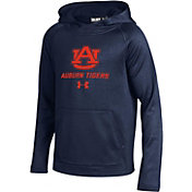 Under Armour Youth Auburn Tigers Blue Ninja Hoodie