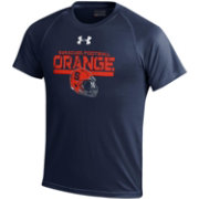 Under Armour Youth Syracuse Orange Blue Tech Performance T-Shirt