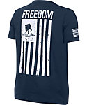 Under Armour Kids' FREEDOM Flag T-Shirt