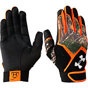 Under Armour Youth Realtree Clean-Up Culture Batting Gloves 2017