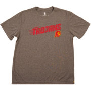 USC Authentic Apparel Youth USC Trojans Grey Parsons T-Shirt