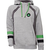 UNK Women's Boston Celtics Grey Downtown Hooded Fleece