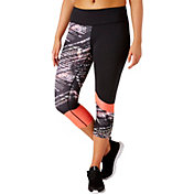 Reebok Women's Printed Performance Capris