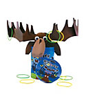 Front Porch Classics Who Goosed the Moose Ring Toss Game