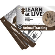 UST Animal Tracking Learn and Live Cards