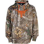 University of Texas Authentic Apparel Men's Camo Hoodie
