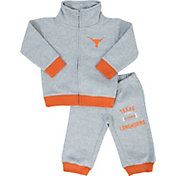 University of Texas Authentic Apparel Toddler Texas Longhorns Grey Spencer Set