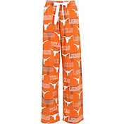 University of Texas Authentic Apparel Women's Texas Longhorns Burnt Orange Cornwall Lounge Pants