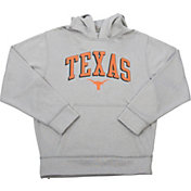 University of Texas Authentic Apparel Youth Texas Longhorns Grey Hoodie