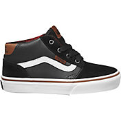 Vans Kids' Grade School Chapman Mid Skate Shoes