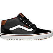 Vans Men's Chapman Stripe Mid Skate Shoes